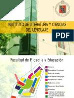 Instituto de Literatura y Ciencias Del Lenguaje