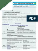 NCTEC - Curso de Formação de Vigilante (CFV)