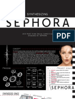 SYNTHESIZING SEPHORA
