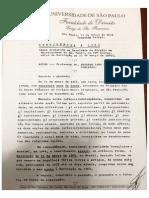 Continência à ditadura - E. Botelho Gualazzi