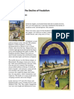 the decline of feudalism text