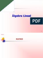 Algebra Lineal - 3