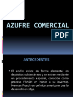 Diapositivas Del Azufre