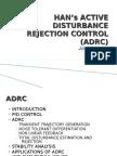 Active Disturbance Rejection Control