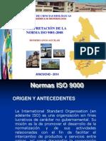 Interpretacion Iso 9001 2014