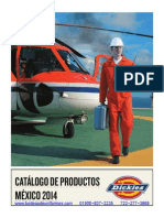 Catalogo Dickies 2014
