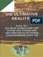 Joseph H. Cater - Die ultimative Realität - Teil 1 (1999)