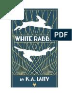White Rabbit  [Sample Excerpt] for 18+ readers