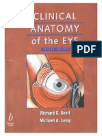 Clinical Anatomy of the Eye (Snell)