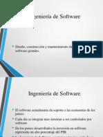 La Ingenieria de Software