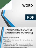 Taller Word 2013 -1