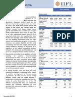 Commodity Mantra Pre-market 081113