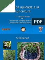 Robotica Aplicada a La Agricultura