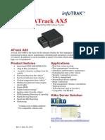 ATrack AX5 Flyer