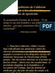 El gobierno de Calderon quiere aplastar al ESME