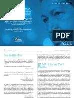 Libro Azul Hugo Chavez