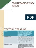 740df_textos Literarios y No Literarios