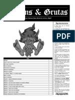Manual Goblins Original