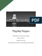 Flagship Niagara Campaign