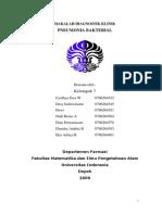 pneumoni leukositosis