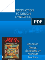Introduction to Design Synectics-Student Version