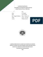 Laporan Mesin Dan Peralatan Pengolahan Pangan (Mesin Pensortasi Warna Balck Box)