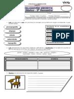 Evaluación Lenguaje 3º Unidad 6 (Octubre) (2)