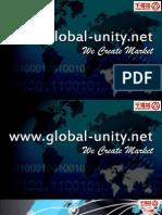 GLOBAL UNITY  Apresentação