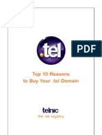 Top Reasons to Buy Domain