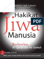 HAKIKAT JIWA MANUSIA