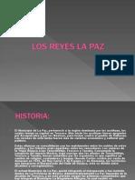 Biografia Los Reyes La Paz