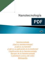 Que Es Nanotecnologias