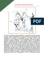 Capoeira Angola é Patrimônio Cultural