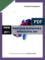 Buku Panduan PMW 11