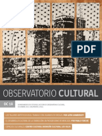 Observatorio Cultural n18