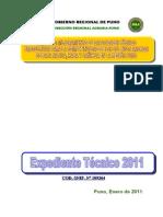 Expediente Tecnico de Cultivos Andinos