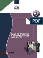 Pago de Tributos y Contribuciones Laborales