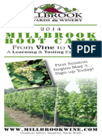 From Vine To Wine - Millbrook Boot Camp 2014