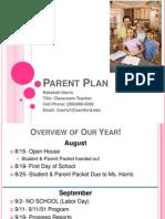 parent plan