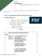 90006A_ Act1_ Lección Evaluativa de Reconocimiento del Curso