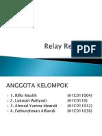 Relay Recloser