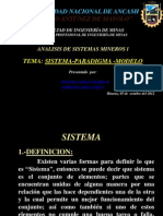 Sistemas Paradigma Modelo