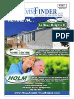 Nova Scotia Real Estate April Issue