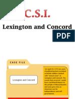 9 lesson 9 presentlexingtonandconcordcsi