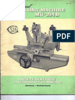 Measure Machine Mu214b