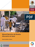 Manual Operativo Modelo Alternativo Salud