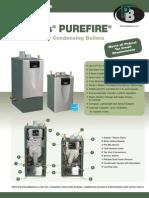 Peerless PureFire PF High Efficiency BoilerBrochure