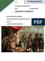 Bases Juridicas de La Conquista