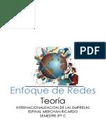 teoriadelenfoquederedes-110715003444-phpapp01