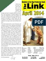 April 2014 LINK Newsletter